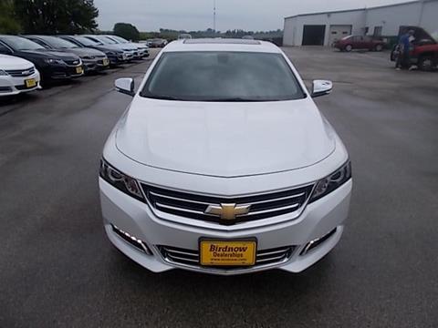 2018 Chevrolet Impala for sale in Monona, IA