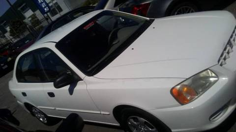 2002 Hyundai Accent for sale in Huntington Park, CA