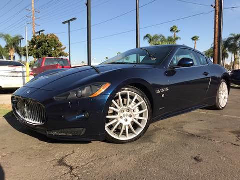 2012 Maserati GranTurismo for sale in Riverside, CA