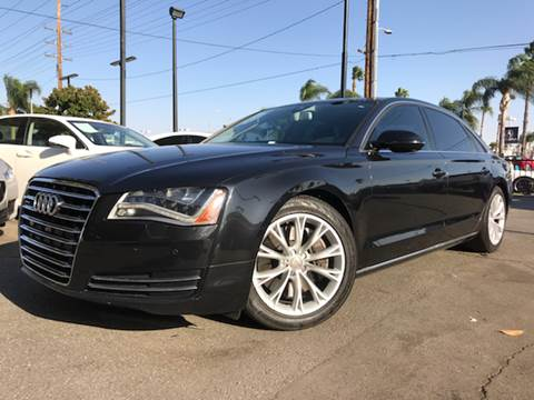 2011 Audi A8 L for sale in Riverside, CA