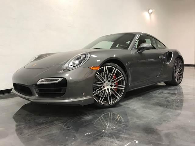 2016 Porsche 911 Turbo In Riverside Ca Black Label Auto Firm