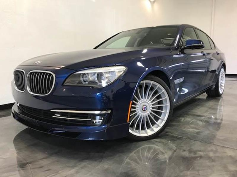 2014 BMW 7 Series For Sale At BLACK LABEL AUTO FIRM In Riverside CA