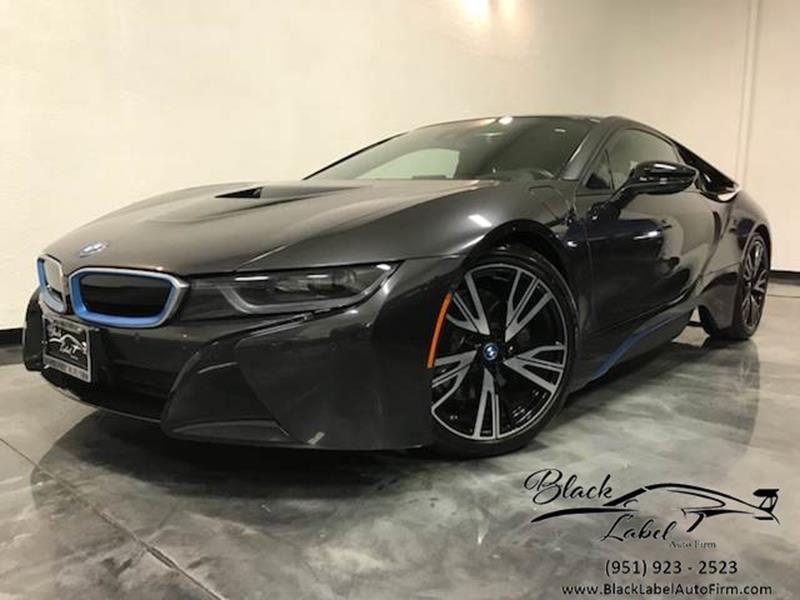 BMW I In Riverside CA BLACK LABEL AUTO FIRM - 2015 bmw i8 for sale