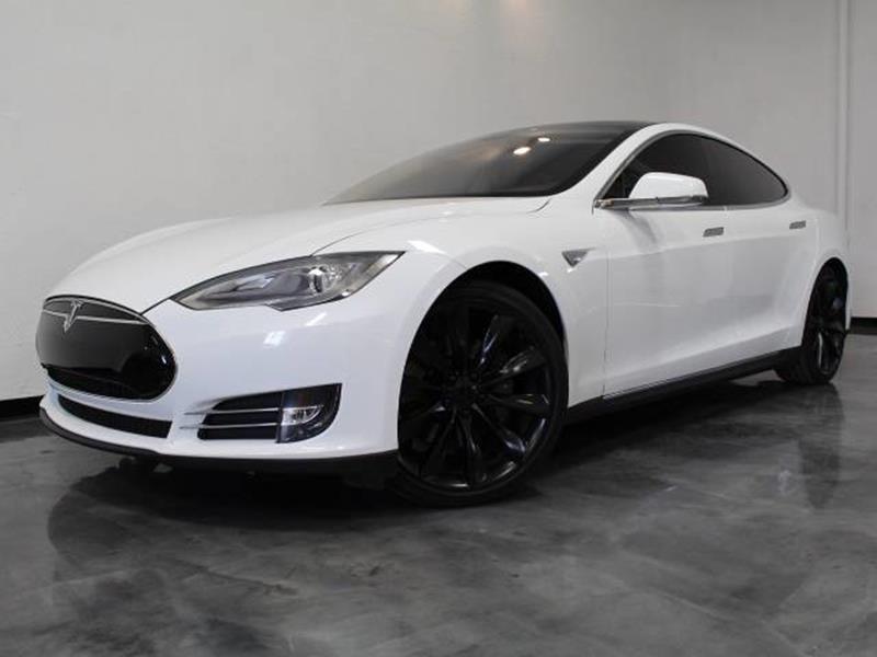Tesla Model S Performance In Riverside CA BLACK LABEL AUTO FIRM - 2013 tesla model s for sale
