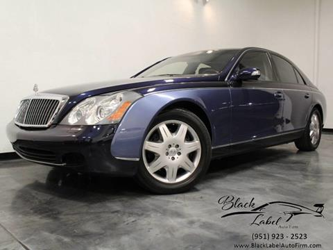 Maybach For Sale - Carsforsale.com