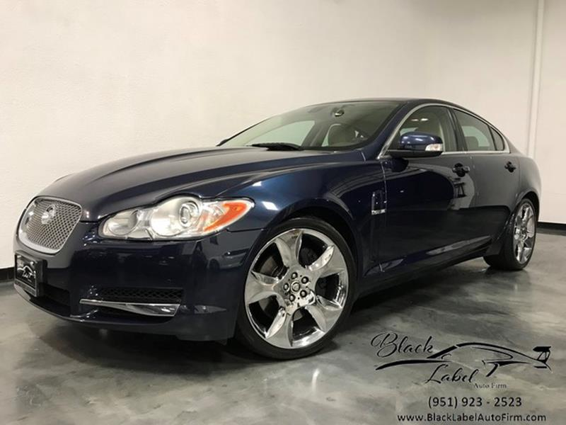 2009 Jaguar XF For Sale At BLACK LABEL AUTO FIRM In Riverside CA