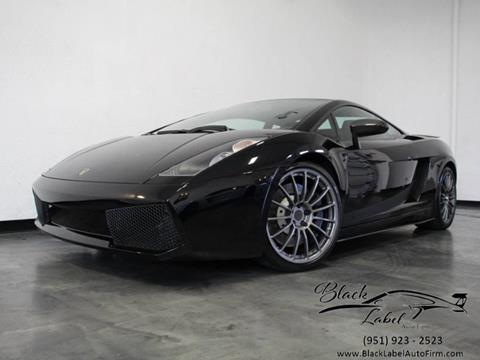 Used 2008 Lamborghini Gallardo For Sale Carsforsale Com