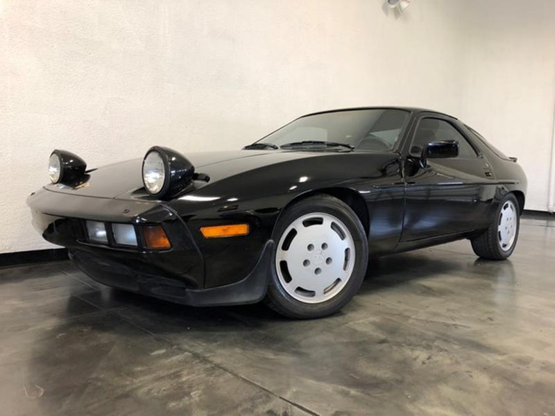 1986 Porsche 928 S