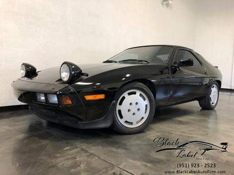1986 Porsche 928 for sale in Riverside, CA