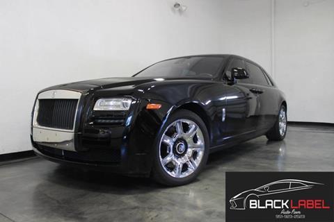 2012 Rolls-Royce Ghost for sale in Riverside, CA