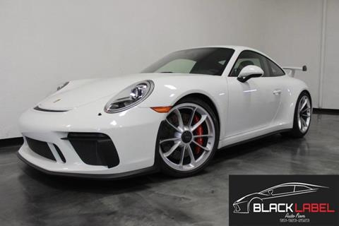 2018 Porsche 911 for sale in Riverside, CA