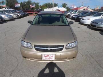 2003 Chevrolet Malibu for sale in Oklahoma City OK
