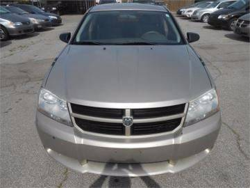 2009 Dodge Avenger for sale in Oklahoma City OK