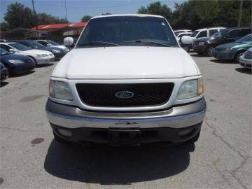 2002 Ford F-150 for sale in Oklahoma City OK