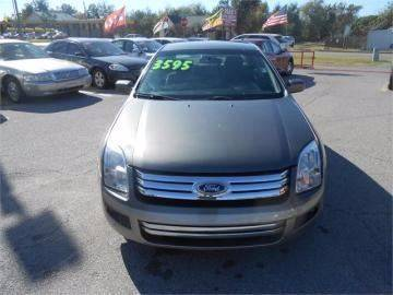 2008 Ford Fusion for sale in Oklahoma City OK