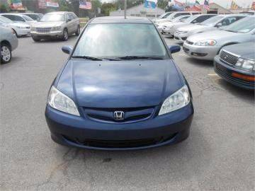 2004 Honda Civic for sale in Oklahoma City OK