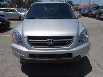 2004 Honda Pilot for sale in Oklahoma City OK