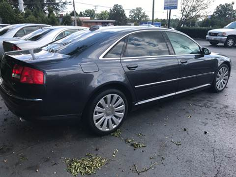 2004 Audi A8 L for sale in Charlotte, NC