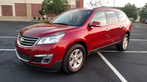2013 Chevrolet Traverse for sale in Belton, MO