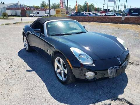 2006 Pontiac Solstice for sale in Belton, MO