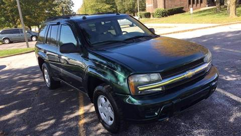 2005 Chevrolet TrailBlazer for sale in Belton, MO