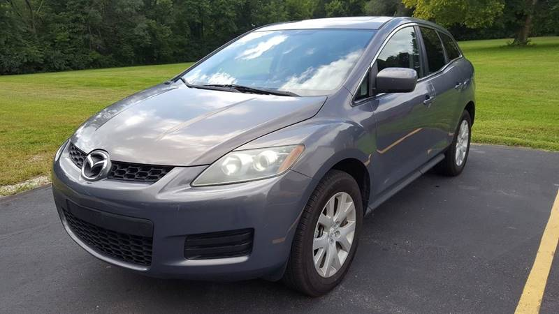 2007 Mazda CX 7 For Sale At KCMO Automotive In Belton MO