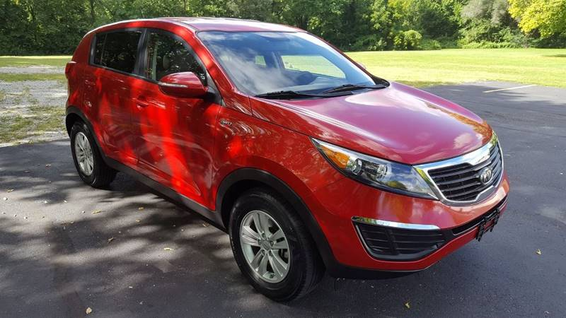 2011 Kia Sportage For Sale At KCMO Automotive In Belton MO