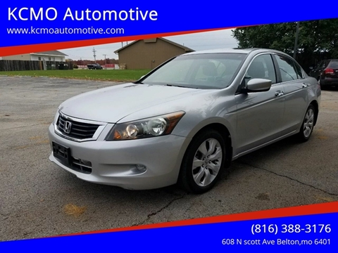 2008 Honda Accord for sale in Belton, MO
