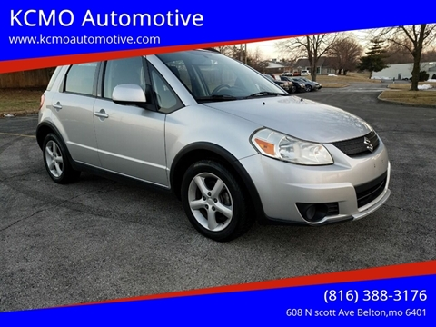 2009 Suzuki SX4 Crossover for sale in Belton, MO