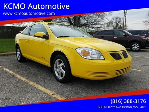 2008 Pontiac G5 for sale in Belton, MO