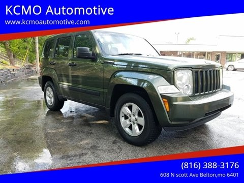 2009 Jeep Liberty for sale in Belton, MO