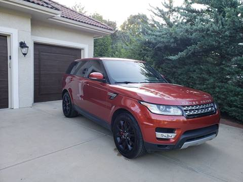 2014 Land Rover Range Rover Sport for sale in Belton, MO