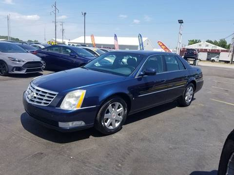 2007 Cadillac DTS for sale in Belton, MO