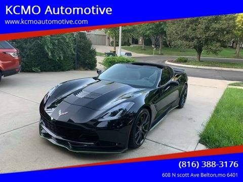 2016 Chevrolet Corvette for sale in Belton, MO