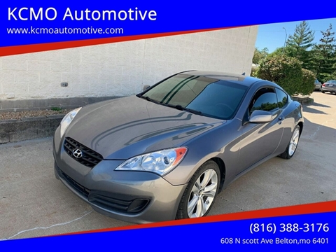 2012 Hyundai Genesis Coupe for sale in Belton, MO