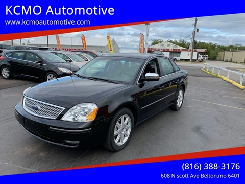 2006 Ford Five Hundred for sale in Belton, MO