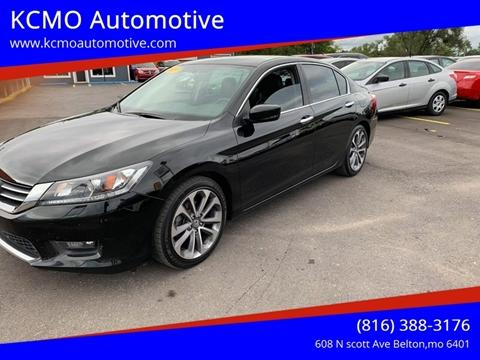 2015 Honda Accord for sale in Belton, MO