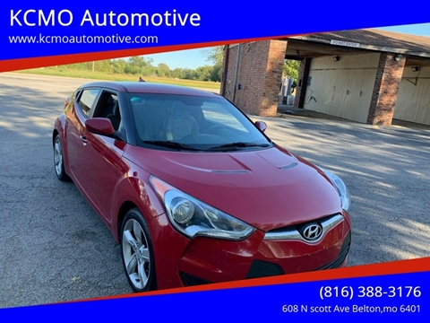 2013 Hyundai Veloster for sale in Belton, MO