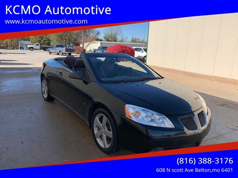2007 Pontiac G6 for sale in Belton, MO