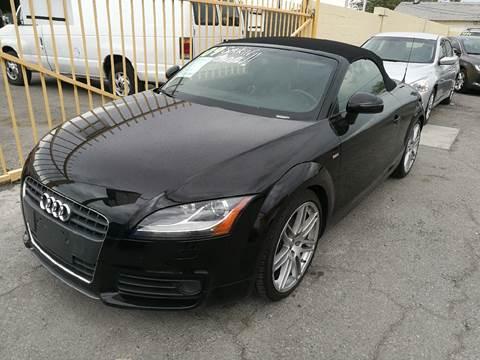 2009 Audi TT for sale in Las Vegas, NV