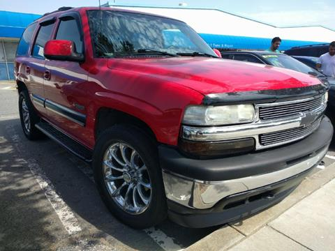 2001 Chevrolet Tahoe for sale in Antioch, CA