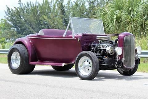 1933 Ford Cabriolet  for sale in Davie, FL