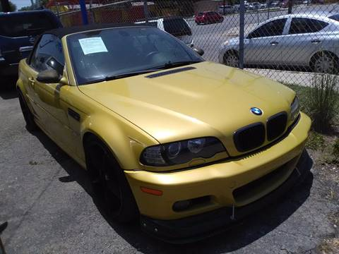 BMW M3 For Sale in San Antonio TX  Carsforsalecom