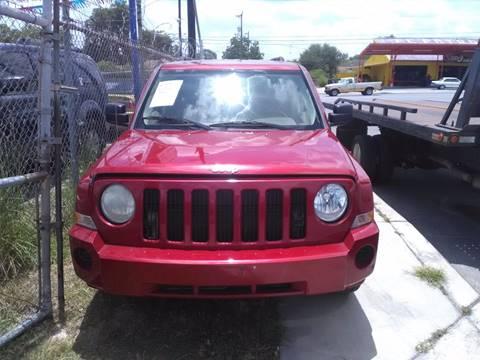 2008 Jeep Patriot for sale in San Antonio, TX