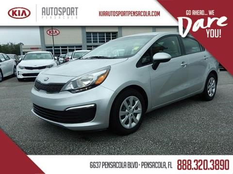 2016 Kia Rio for sale in Pensacola FL