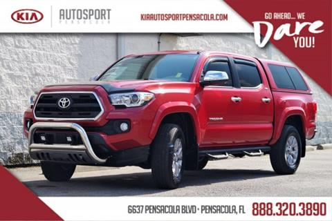 2016 Toyota Tacoma for sale in Pensacola, FL