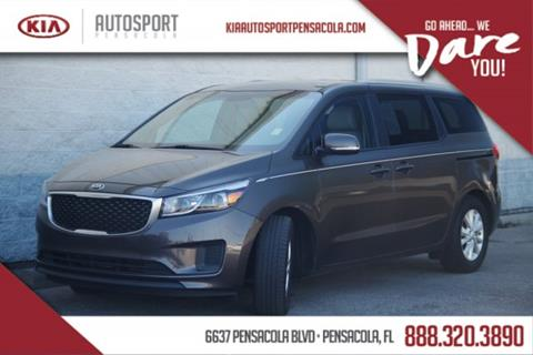 2015 Kia Sedona for sale in Pensacola, FL