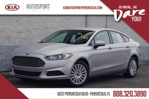 2014 Ford Fusion Hybrid for sale in Pensacola, FL