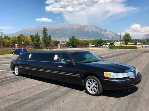 2000 Lincoln Town Car for sale in Orem, UT