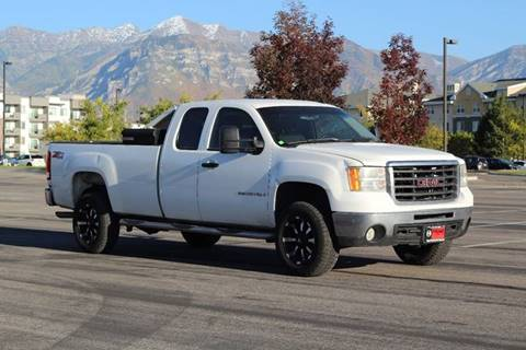2007 GMC Sierra 3500HD for sale in Orem, UT